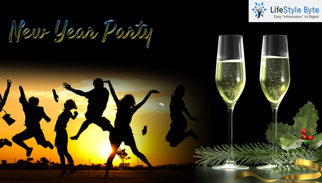 themed new year eve party