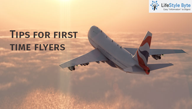 things to know when flying for the first time