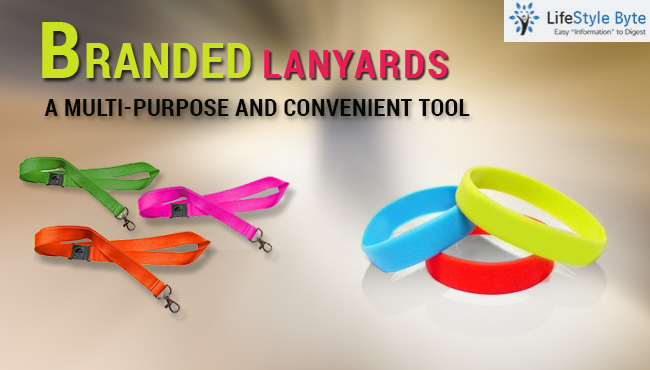 branded lanyards: a multi-purpose and convenient tool