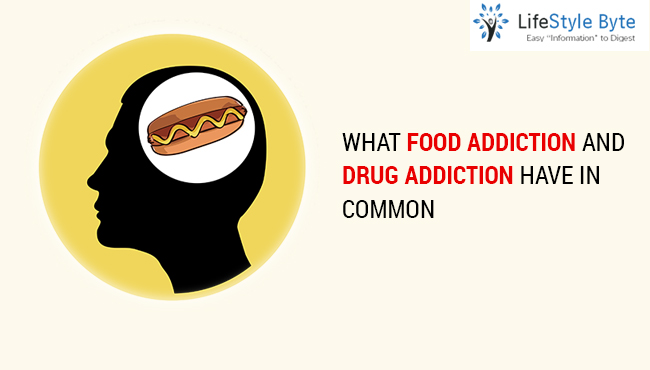what food addiction and drug addiction have in common