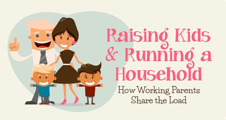 raising kids & running a household