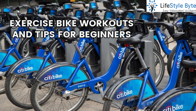 exercise bike workouts and tips for beginners