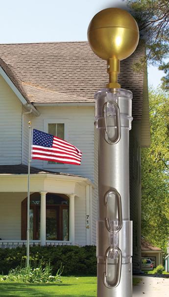 Telescoping Flagpoles for Sale