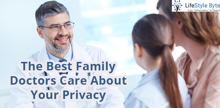 the best family doctors care about your privacy