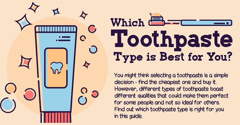 which toothpaste type is best for you?