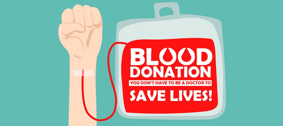 blood donation – you don't have to be doctor to save lives