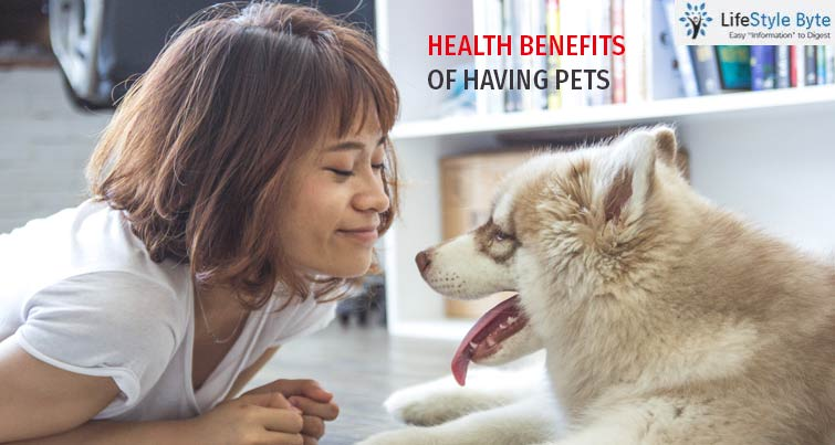 did u know keeping pets can lower down your stress level?