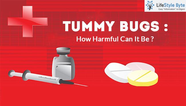 tummy bugs: how harmful can it be?