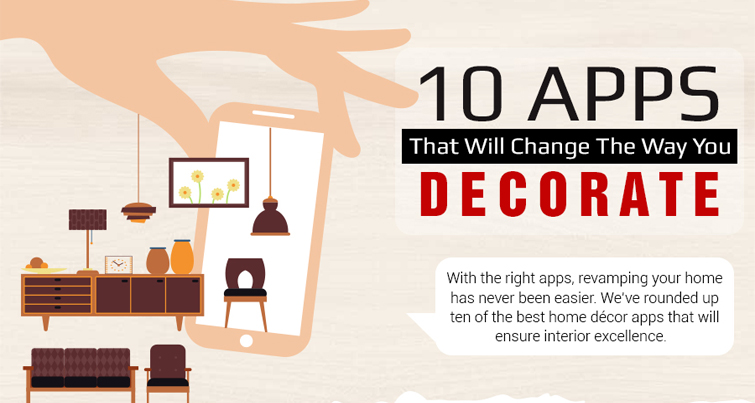 10 home decor apps you cannot live without