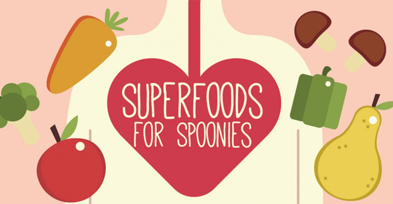 superfoods for spoonies