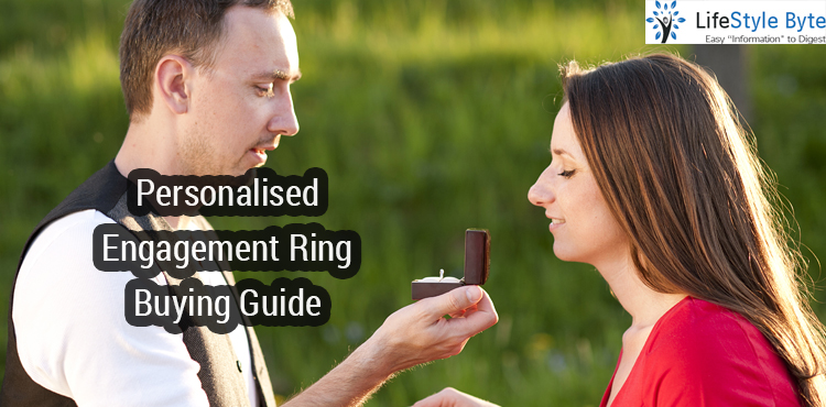 personalised engagement ring buying guide
