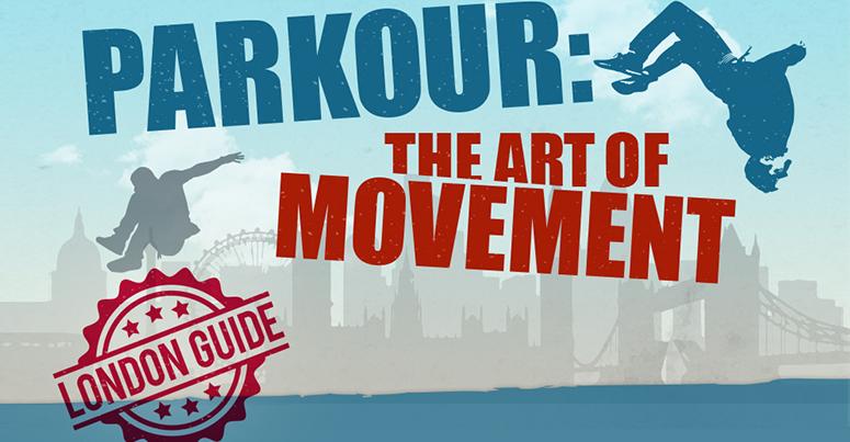 parkour: london guide