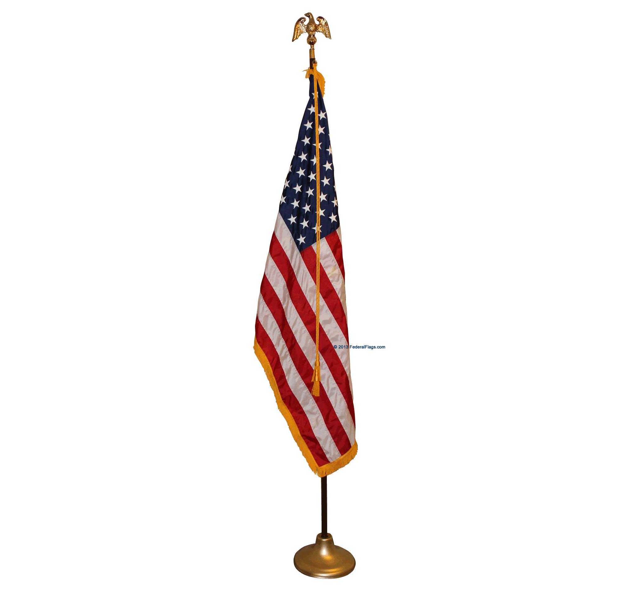 Indoor Flagpoles for Sale
