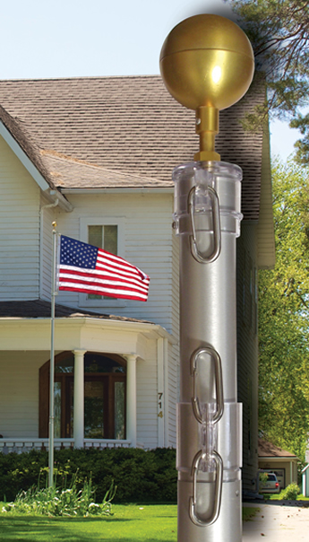 Telescoping Flagpoles for Sale