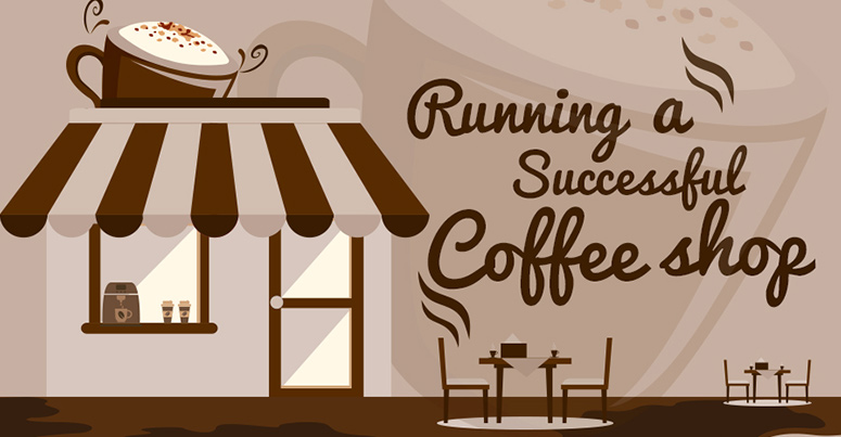 running a successful coffee shop