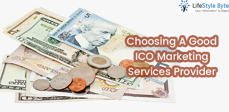 choosing a good ico marketing services provider