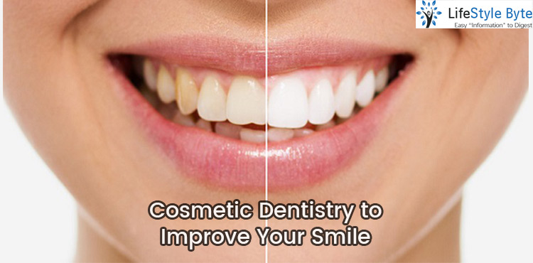 cosmetic dentistry to improve your smile