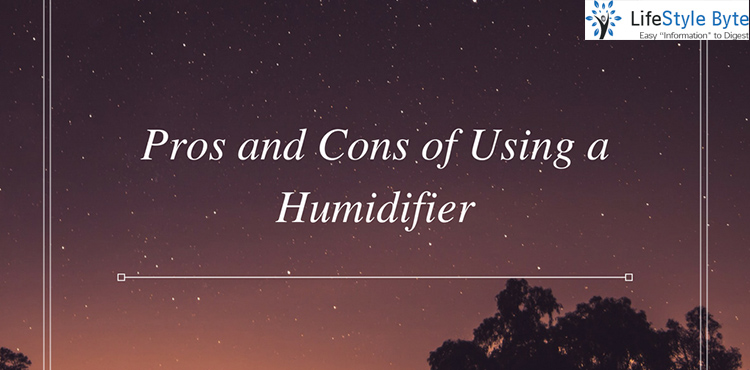 pros and cons of using a humidifier