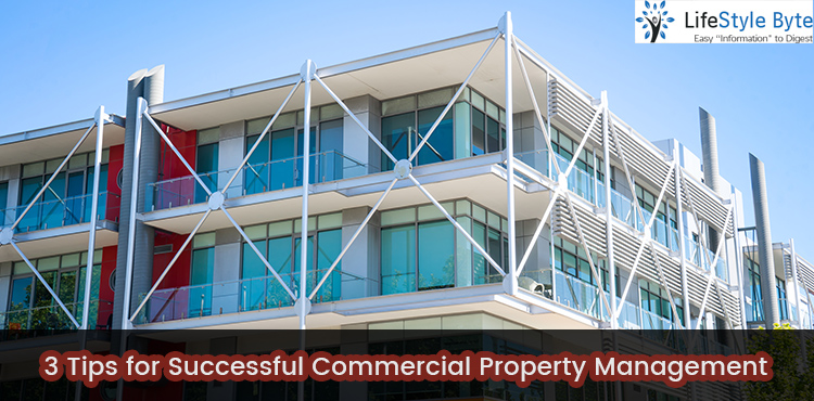 3 tips for successful commercial property management