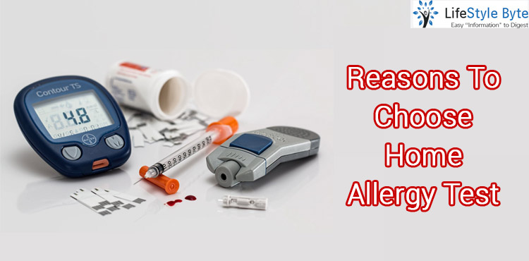 reasons to choose home allergy test