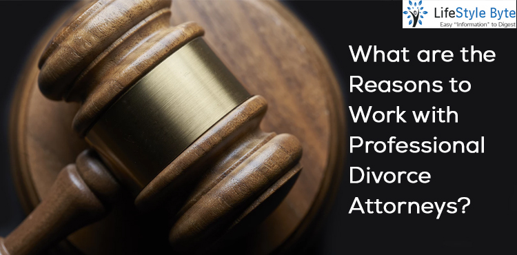 what are the reasons to work with professional divorce attorneys?